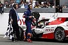 Le Mans Nakajima describe el doloroso final de Toyota en Le Mans