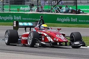 Indy Lights Vista previa Urrutia: