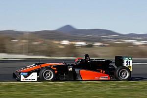 Євро Ф3 Репортаж з гонки Євро Ф3 на Норісрингу: Юбер виграє після трьох рестартів гонки