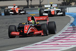 Формула V8 3.5 Отчет о гонке Делетраз победил во второй гонке, Оруджев – третий