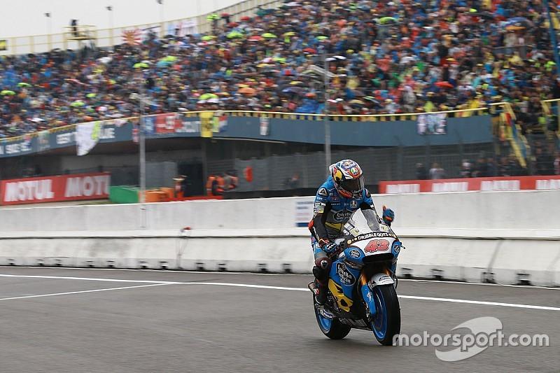 MotoGP荷兰大奖赛:杰克·米勒雨中赢下混战