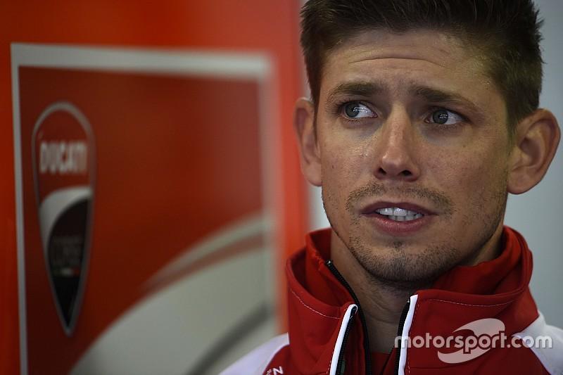 Стоунер повернеться до тестів Ducati MotoGP в Мізано