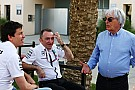 "Formula 1 Mercedes ""screwed me"" on bonus payments, says Ecclestone"