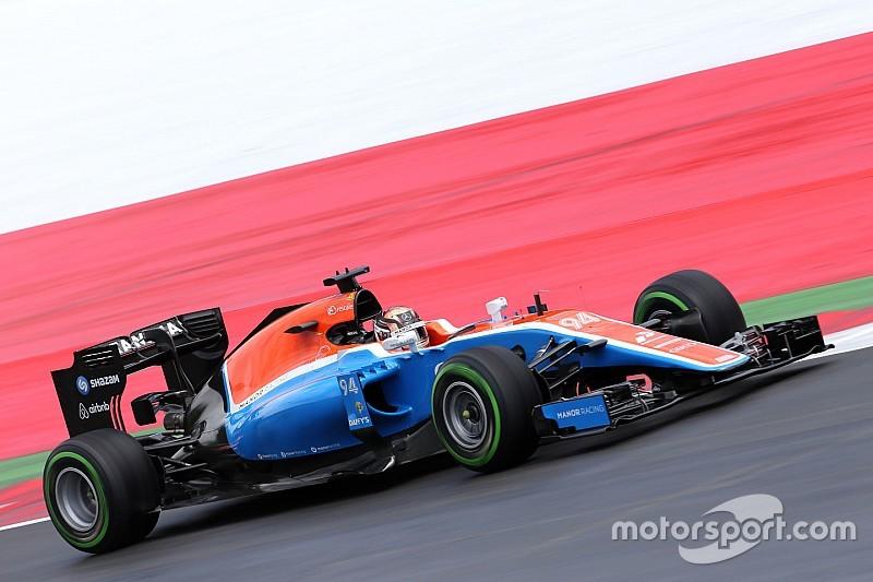 Wehrlein pense que Manor peut menacer Renault au championnat