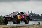 Cross-Country Rally Silk Way Rally 2016: Doppelführung und Überschlag für Peugeot