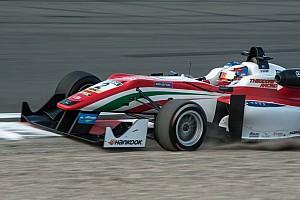 F3-Euro Reporte de la carrera Cassidy consigue su primera victoria