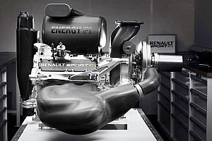Formula 1 Breaking news Renault says F1 engine updates now on hold until 2017