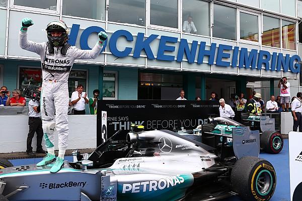 Formule 1 Top List 10 infos à savoir sur le Grand Prix d'Allemagne