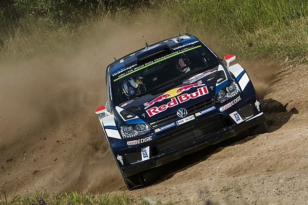 WRC Résumé de spéciale Shakedown - Latvala reprend ses marques à domicile