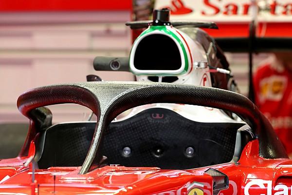 Formula 1 Son dakika Formula 1, 'aktif' kokpit koruma sistemini değerlendiriyor