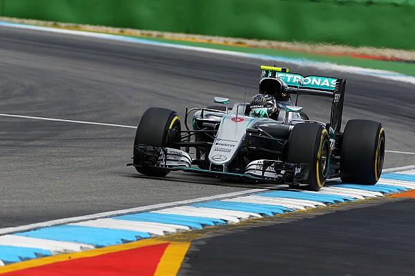 Formule 1 Résumé de qualifications Qualifs - Rosberg résiste à la pression et prend la pole