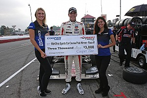 Indy Lights Reporte de calificación Urrutia consigue la pole en Mid-Ohio