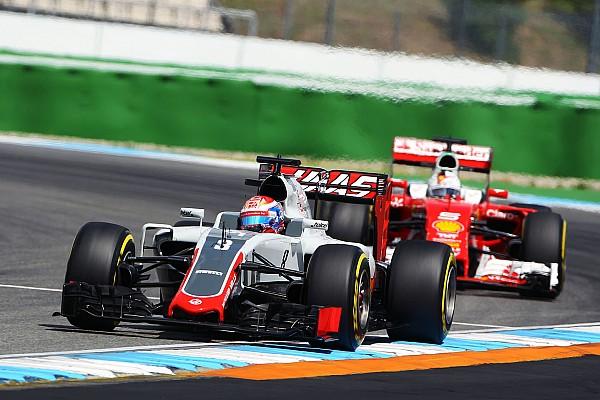 Formule 1 Actualités Pirelli voit jusqu'à trois arrêts à Hockenheim