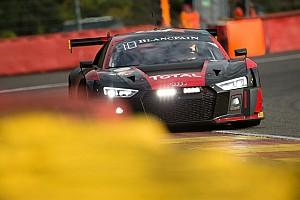 Blancpain Endurance Raceverslag Uur 4: WRT Audi met Vanthoor het sterkst