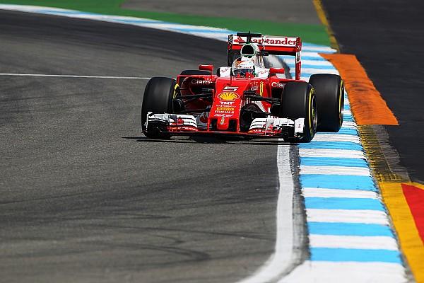 Formule 1 Actualités Vettel favorable à des limites de piste