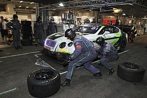BES Gara 24 Ore di Spa, 12° Ora: è leader una Continental GT3