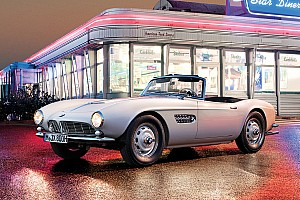 Automotive Top List Galería: el restaurado BMW 507 de Elvis Presley