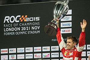 General Breaking news Vettel heads Race of Champions line-up for first-ever Miami event