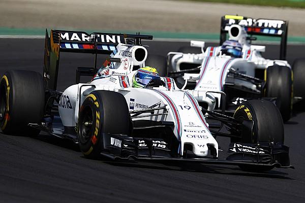 Formule 1 Actualités Massa et Bottas attendent toujours la décision de Williams pour 2017