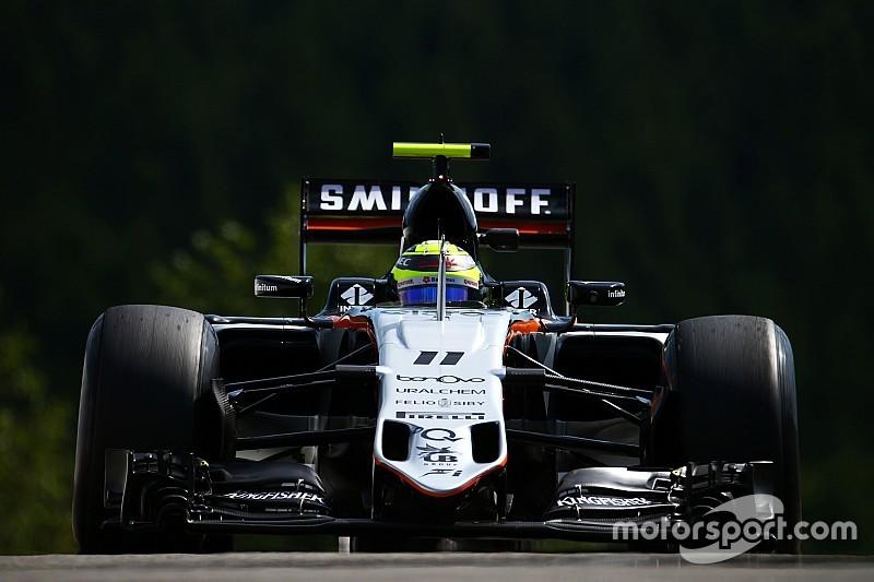 Warum Sergio Perez bei Force India noch nicht verlängert hat