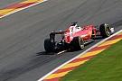 Formule 1 Vettel verklaart uitbarsting via teamradio: