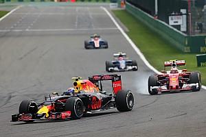 Формула 1 Новость Ферстаппен назвал жалобы Райкконена по радио смешными