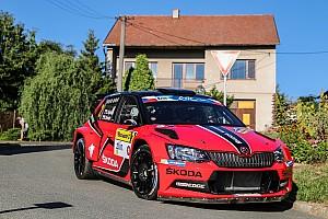 ERC Репортаж з гонки ERC Чехія: Боротьба за виживання під Зліном