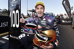 Supercars Rennbericht Sydney: Jamie Whincup holt 100. Sieg und verteidigt Tabellenführung