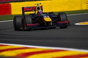 GP2 レースレポート 第8戦GP2ベルギーレース1:ガスリー優勝 ポイントランキング首位に浮上