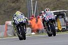 """MotoGP Lorenzo: """"Rossi é mais rápido em uma volta do que em 2015"""""""