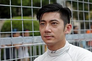 Formula E Breaking news Ho-Pin Tung set for Jaguar Formula E role