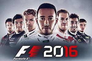 Videogames Nieuws F1 2016 vanaf deze herfst speelbaar op iOS en Android