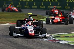 GP3 Ultime notizie Svelato il calendario dei test post stagionali 2016 delle GP3 Series