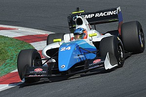 Формула V8 3.5 Отчет о квалификации Исаакян выиграл воскресную квалификацию в Шпильберге