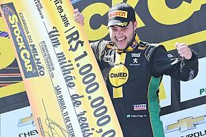 Stock Car Brasil Race report Brazilian V8 Stock Cars: Felipe Fraga is the new millionaire