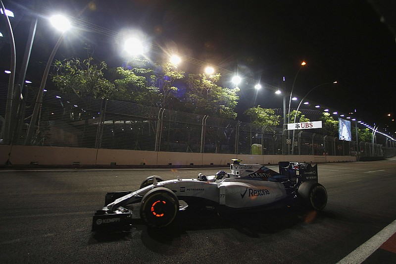 『DAZN』F1シンガポールGPの配信スケジュールが決定。実況にサッシャが登場