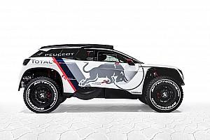Dakar News Peugeot stellt neues Fahrzeug für Langstrecken-Rallyes vor