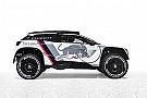 Dakar Peugeot stellt neues Fahrzeug für Langstrecken-Rallyes vor