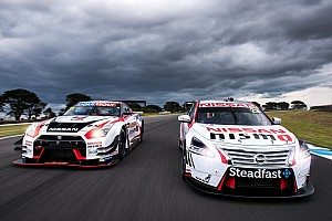 Supercars Actualités Nissan poursuit son implication en Supercars et en GT Australien