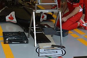 Ferrari: c'è anche la zavorra nel T-Tray della SF16-H