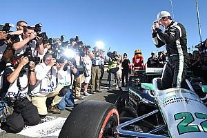 IndyCar 予選レポート パジェノー初タイトルへ前進。インディ最終戦でPP獲得