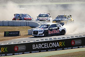 Ралли-Кросс Отчет о гонке Экстрём выиграл этап World RX в Испании, Тимерзянов – третий