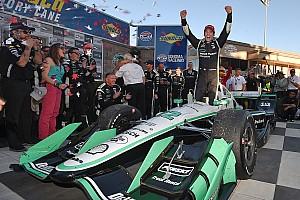 IndyCar Rennbericht IndyCar in Sonoma: Simon Pagenaud siegt und ist Champion 2016