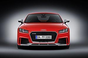 Automotive Feature Bildergalerie: Audi TT RS