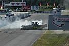 NASCAR Truck Nemechek zum Mosport-Finish: