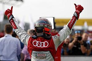 DTM Relato da corrida Mortara vence em dia de massacre da Audi em Budapeste