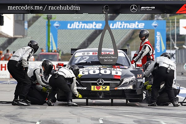 DTM News Wertungssausschluss: BMW und Mercedes kündigen Berufung an