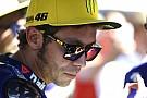 Rossi veut puiser une énergie positive d'un titre qu'on lui a
