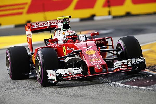 Formule 1 Actualités Malgré Singapour, Räikkönen garde confiance en Ferrari
