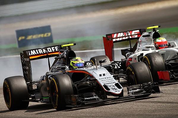 Formule 1 Actualités Sergio Pérez vers Haas pour 2017?